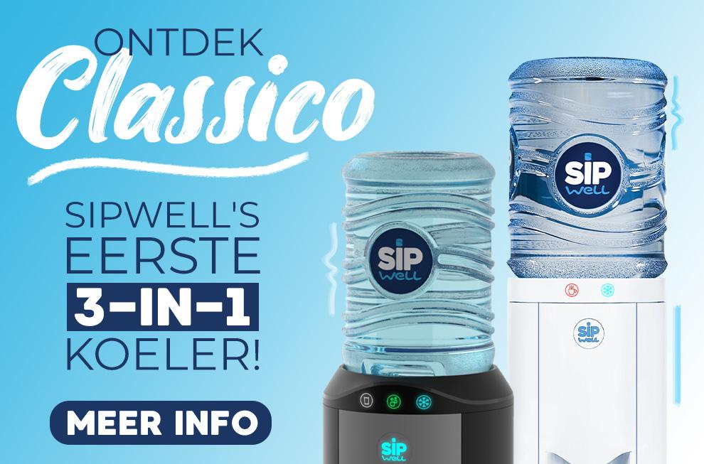 SipWell waterkoelers