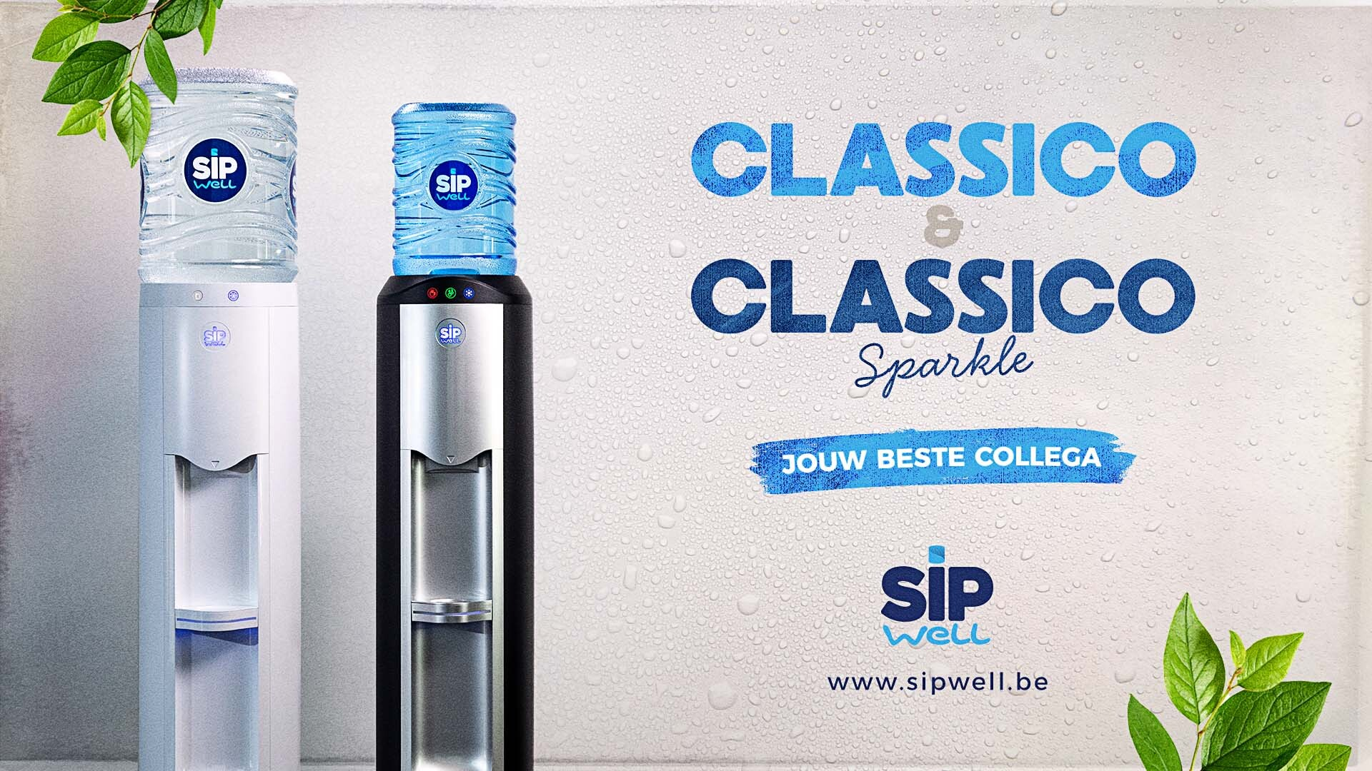 Classico (Sparkle) - Jouw beste collega!