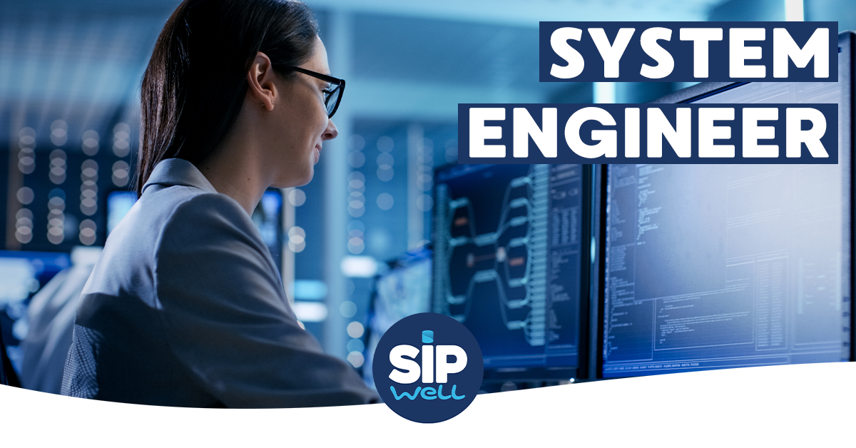 VACATURE System Engineer / Database Administrator (M/V)