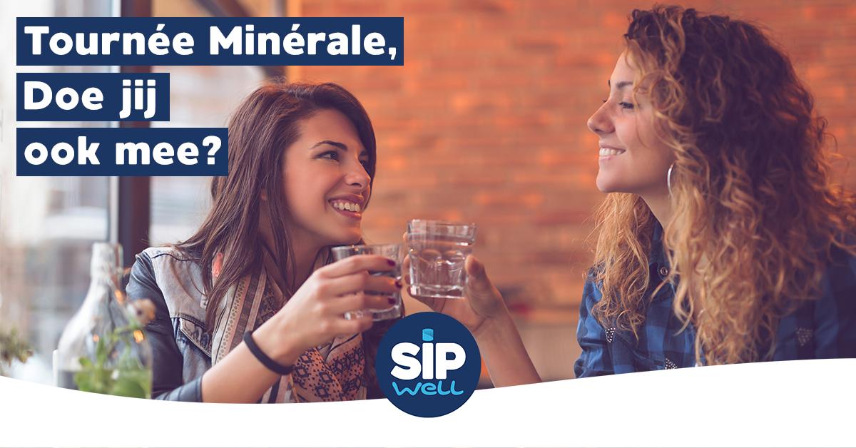 Dry January of Tournée Minérale? Maak van water drinken een feest