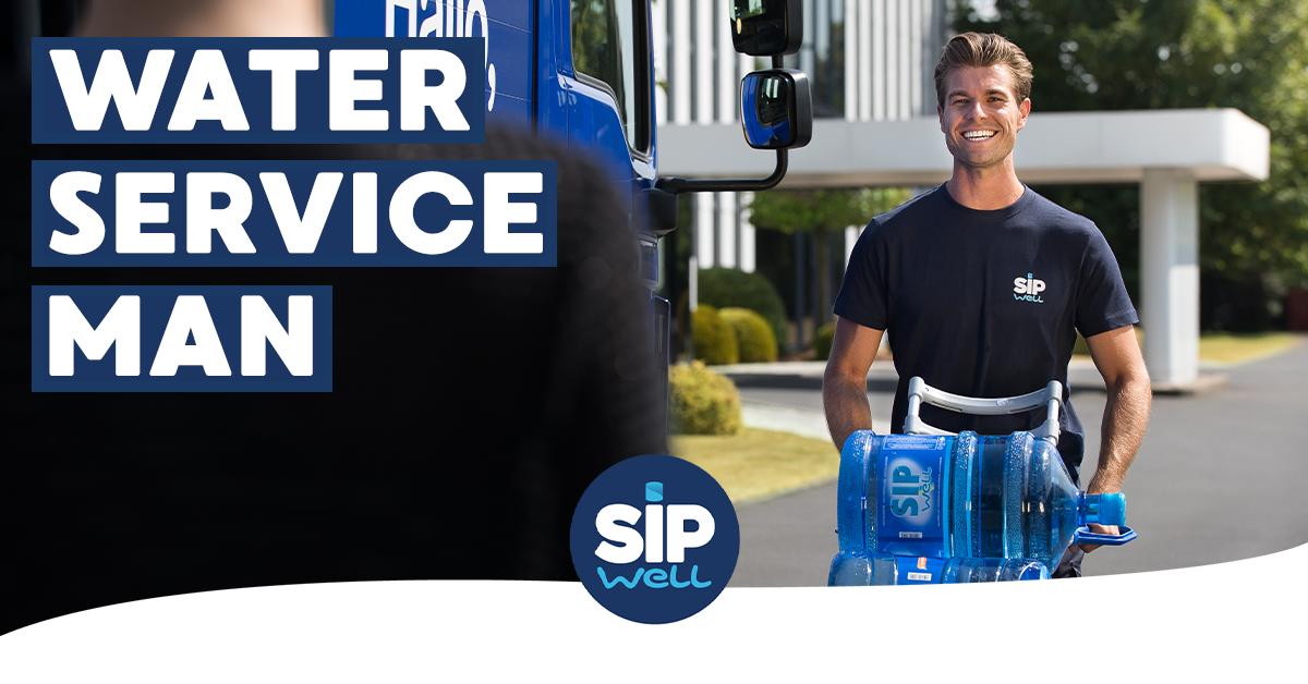 Post Vacant Water Service Man Permis de conduire C (h/f)